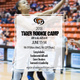 Women's Basketball Tiger Rookie Camp