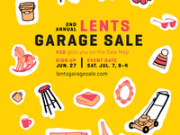 Second Annual Lents Garage Sale