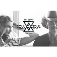 Tim McGraw & Faith Hill Soul2Soul World Tour