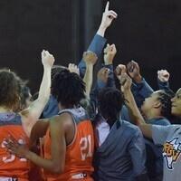 Basketball: Team Camp (high school varsity, junior varsity & AAU teams)