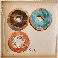 Donut - Artist Reception