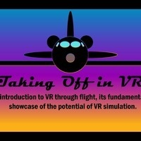Introduction to VR through flight