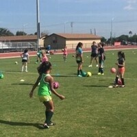 Soccer: UTRGV Youth Academy (Girls, ages 5-13)