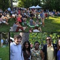 Summertime Social at Reynolda House