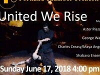 United We Rise: Portland Chamber Orchestra