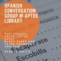 Spanish Conversation Group @ Aptos Branch Library