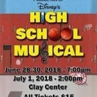 High School Musical presented by Children's Theatre of Charleston