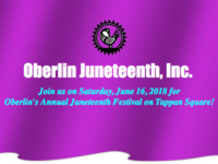 Juneteenth Oberlin