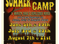 Burlesque Summer Camp: Camp Bible Camp