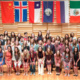 International Student Welcoming Ceremony