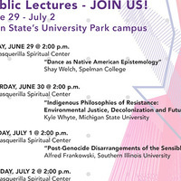 PIKSI (Philosophy in an Inclusive Key) Public Event