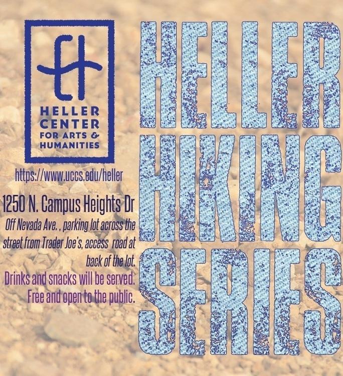 Heller Hiking Series * Wednesdays in June 2018