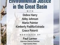 Environmental Justice in the Great Basin