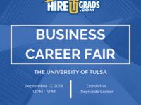 2018 Business Career Fair
