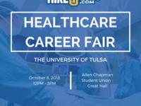 2018 Health Care Industry Career Fair