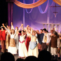 "Playground Drama Camp: ""Anything Goes"" - Junior Performers Edition"