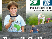 Paleontological Research Institute's Fossil Collecting Trip  to Cascade