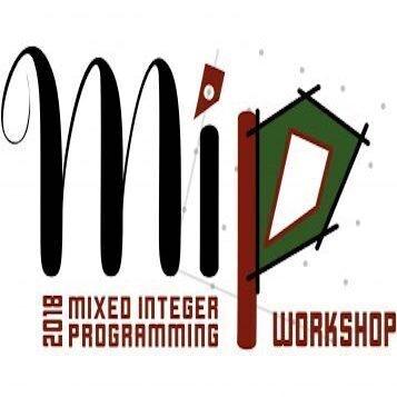 2018 Mixed Integer Programming Workshop