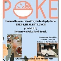 Poke Food Truck