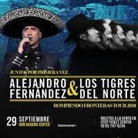 Alejandro Fernandez & Los Tigres del Norte