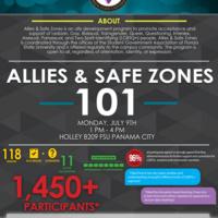 Allies & Safe Zones 101 Training Panama City Campus
