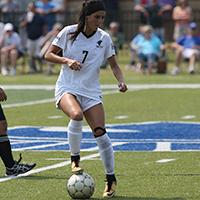 Missouri Baptist University Women's Soccer vs  Navy/White Scrimmage