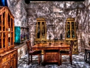 MERLIN'S MAGIC SCHOOL - ONLY AT THE ESCAPE ROOM IN PALM SPRINGS