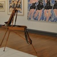 Summer exhibit - Stephen Pace: An Artist's Process