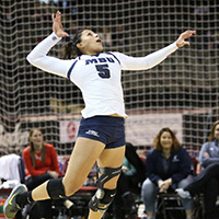 Missouri Baptist University Women's Volleyball vs John Brown University