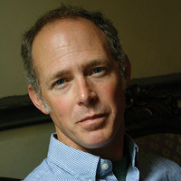 Living Writers guest:  Brock Clarke, Author of The Happiest People in the World