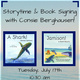 Story Time & Book Signing: Consie Berghausen