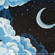 Midnight Moon ~ FAMILY PAINT CLASS ~ SUMMER SPECIAL ~ $10 OFF!
