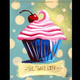 Sweet Life Cupcake ~ Family Paint Class ~ Summer Special!