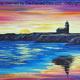Steamer's Lane Lighthouse ~ Paint & Sip Class ~ BYOB!