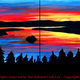 Emerald Bay Sunrise ~ Paint & Sip Class ~ BYOB beer or wine!