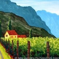 The Old Vineyard ~ Paint & Sip Class ~ Buy One Get One FREE!
