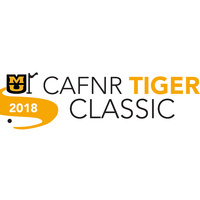 2018 CAFNR Tiger Classic