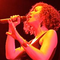 Sojourne's Trina Coleman at Germano's Cabaret