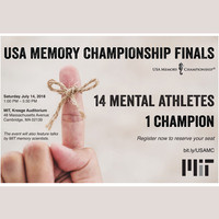 20th USA Memory Championship Finals