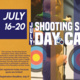 July Shooting Sports Day Camp (Archery)