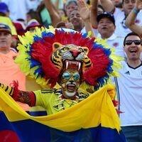 Fifa World Cup: Colombia vs. Poland