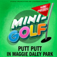 Mini Golf at Maggie Daley Park