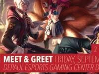 DPU LoL Meet & Greet