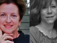 Poetry & Conversation: Geraldine Connolly & Doritt Carroll