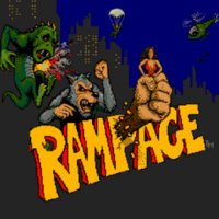Retro Rampage Gaming Night