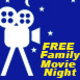 "Free Family Movie Night - ""Brave"""