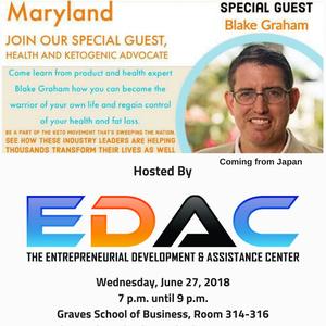 EDAC presents: Keto & Entrepreneurship