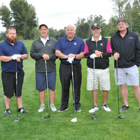 """46th Annual Frontier Toyota/Henry Mayo """"Drive Safe' Golf Classic"""
