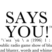 Says You! Live on Martha's Vineyard