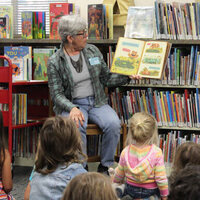 Preschool Storytime at Porter Memorial Library